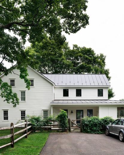 Amenia farmhouse renovation