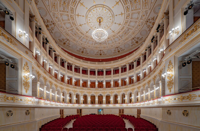 Galli Theater in Rimini