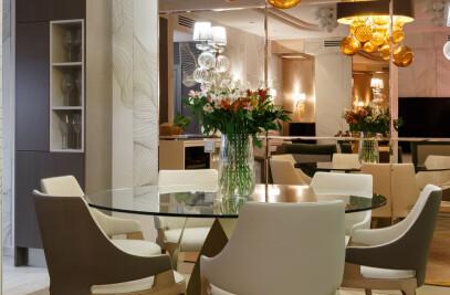 MULTIFORME for luxury flat in ST. Petersburg