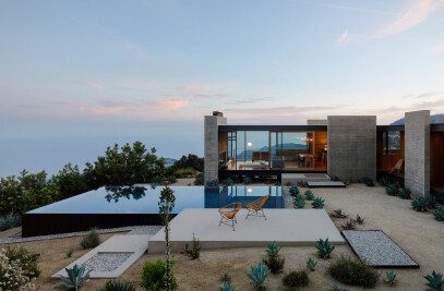 Saddle Peak Residence