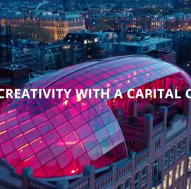 Diamond Exchange, Capital C Amsterdam