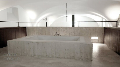 dade design – Individuell geplantes Betoninterieur, Winzerstrasse Zürich
