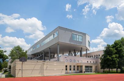 Neubau und Sanierung Musisches Gymnasium Salzburg