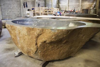 Stone Bathtubs Production