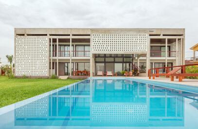 Mbweni House