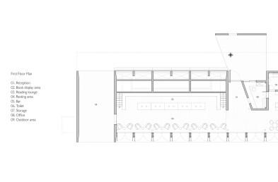 Seashore Library 1st floor plan
