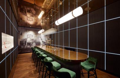 HENRY'S HIDDEN BAR – Heineken Experience