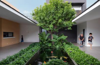 HOC MON HOUSE