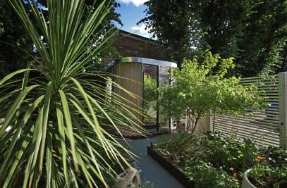 My Room in the garden