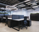 Open Plan Workstations
