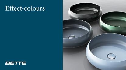 Bette Effekt-Farben