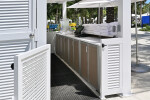 Weatherproof Front Desks and Counters for Activities and Reception