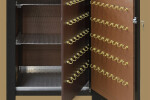 Small Valet 96 key lockers with secret storage space