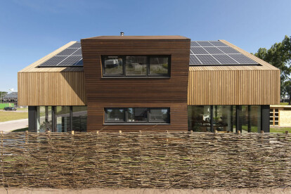 Biobased villa
