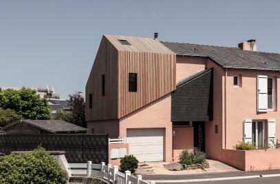 LRVO House extension