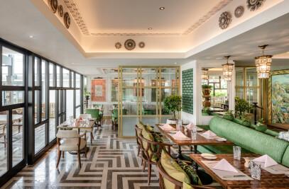 The Verandah Restaurant, Mandarin Oriental Bangkok