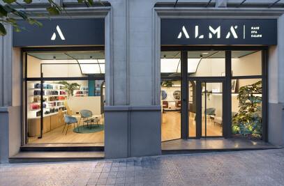 Alma Hair Spa Salon