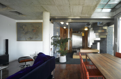 Inverted Penthouse