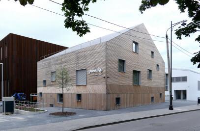 PASAKA cinema house