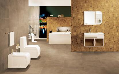 Restroom - Stereo Standard-Hex