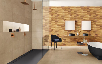 Restroom - Stereo Linear