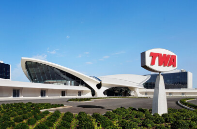 TWA Hotel at JFK International Airport
