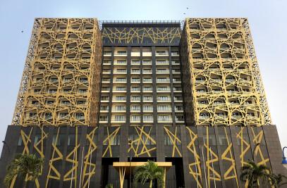 5 Stars hotel in Bata