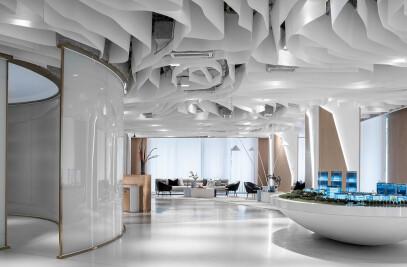 Beijing Urban Construction • Taihu Sales Center