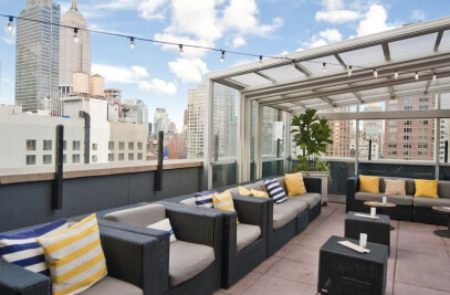 Sandbar Rooftop Retractable Roof