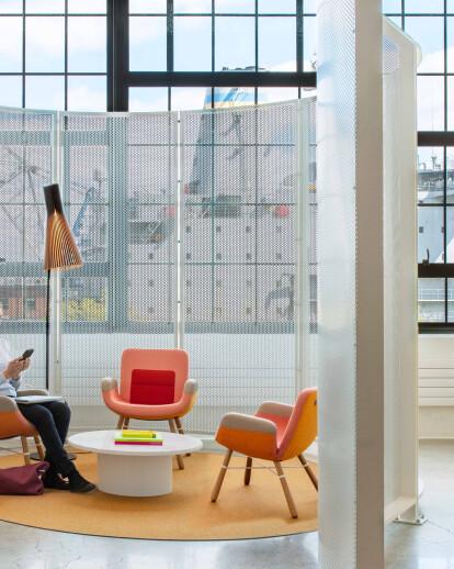 Autodesk Boston Workspace