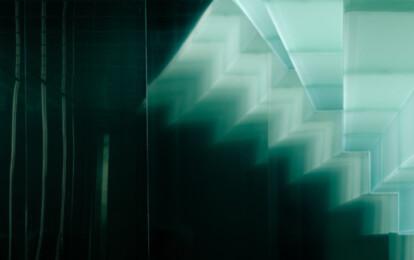 Siller Treppen, Stairs