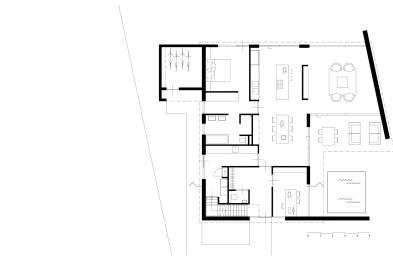 Crane residence plan