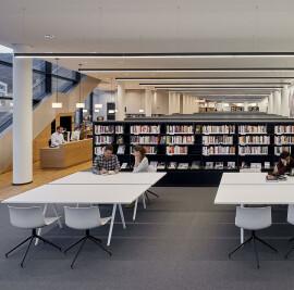 P2 Urban Hybrid | Library