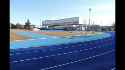 """Manutenzione straordinaria Stadio per l'atletica leggera """"M.Agosti"""" - Pordenone"""
