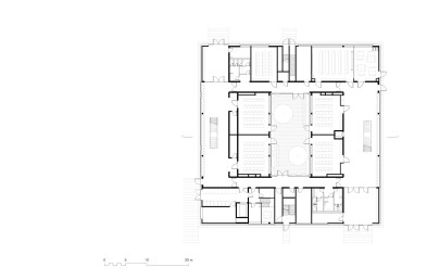 Computer Center floor plan