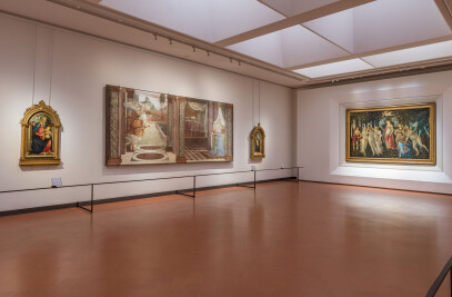 Uffici Museum - Florence