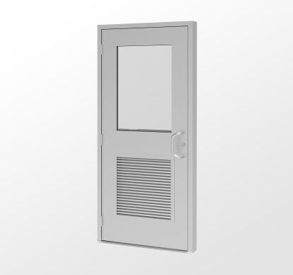 25FD Flush Panel Entrance System