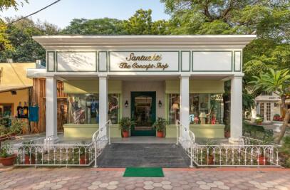 Santushti – The Concept Shop