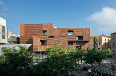 Escola Massana. Art and Design centre in Barcelona
