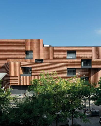 Escola Massana. Art and Design centre in Barcelona