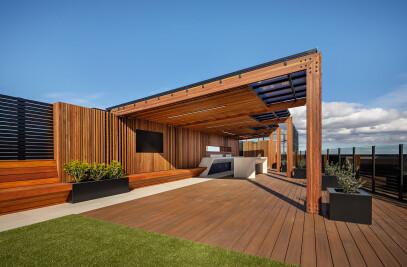 QWICKBUILD deck framing system
