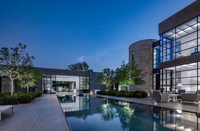 Brookview villa