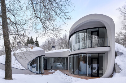 House in the Landscape