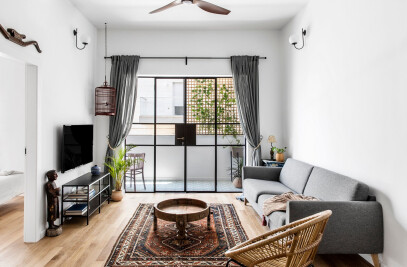 Vacation apartment in Tel Aviv