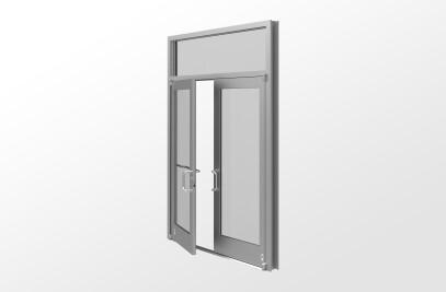 35HL/50HL Impact Resistant Doors