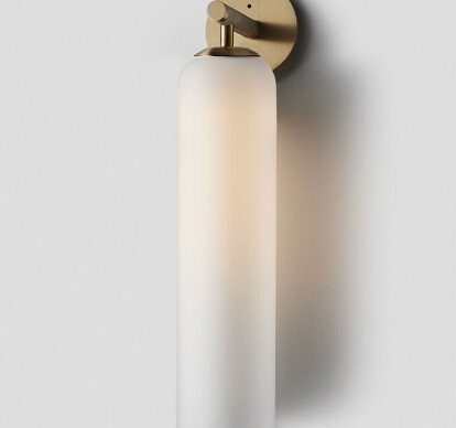 Float Hover Short Wall Sconce