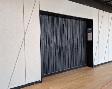 Clark Door Single Leaf Horizontal Sliding Door