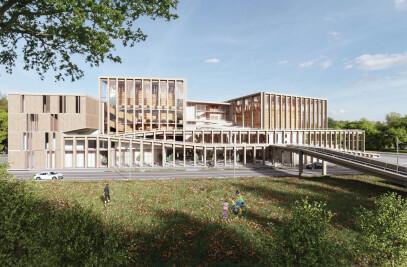 Culture and Congress Centre at Banja Luka
