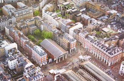Covent Garden Masterplan