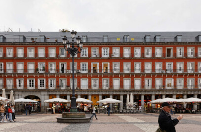 Plaza Mayor House